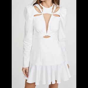 Acler Lapkus Dress